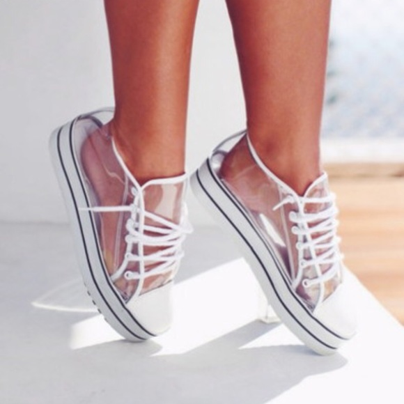 CONVERSE ALL⭐️STAR Clear Low Tops